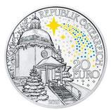 Österreich 20€ PP Stille Nacht 2018