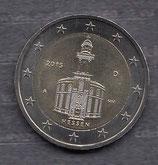 Deutschland 2€ Gedenkmünze 2015 - Paulskirche Hessen