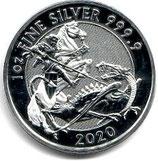 Großbritannien - Valiant St. Georg 2020