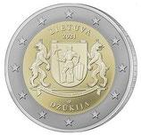 Litauen 2€ 2021 - Region Dzukija