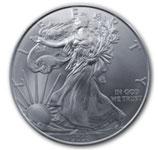 USA - Silver Eagle 2008