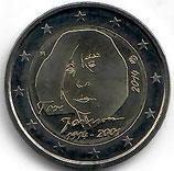 Finnland 2€ Gedenkmünze 2014 - Tove Jansson