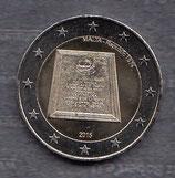Malta 2€ Gedenkmünze 2015 - Republik