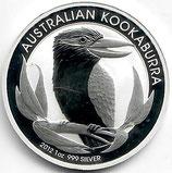 Australien - Kookaburra 2012
