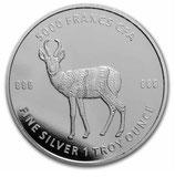 Tschad - Mandala Antilope 2021