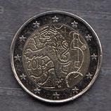 Finnland 2€ Gedenkmünze 2010 - 150 Jahre Währung
