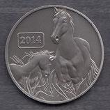Tokelau Lunar Serie 2014 Pferd antik finish