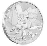 Tuvalu - Simpsons Familie 2021