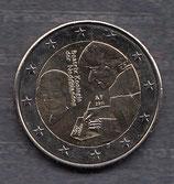 Niederlande 2€ Gedenkmünze 2011 - Erasmus