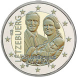 Luxemburg 2€ 2020 - Prinz Charles Relief