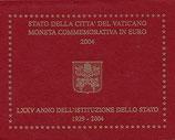 Vatikan 2€ Gedenkmünze 2004 - 75 Jahre Vatikan