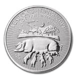 Großbritannien - Lunar Schwein 2019