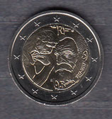 Frankreich 2 € Gedenkmünze 2017 - Auguste Rodin