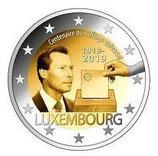 Luxemburg 2€ 2019 - Wahlrecht