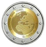 Slowenien 2€ Gedenkmünze 2018 -  Weltbienentag
