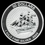 Cook Island - 1 kg Bounty 2020