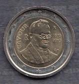 Italien 2 € Gedenkmünze 2010 - Benso