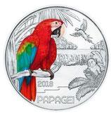 Tiertaler Papagei 2018 ohne Folder