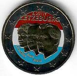 Luxemburg 2€ 2011 - Jean de Luxembourg kol.