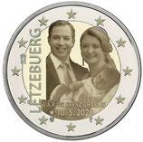 Luxemburg 2€ 2020 - Prinz Charles Foto