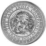 St. Helena - Japan Trade Dollar 2020