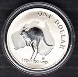 Australien - Känguru Royal Mint 2000