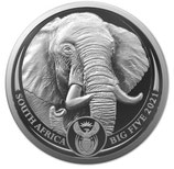 Südafrika - Big Five Serie II - Elefant Blister 2021