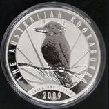 Australien - 1kg Kookaburra 2009