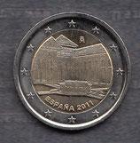 Spanien 2€ Gedenkmünze 2011 - Granada