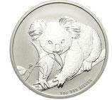 Australien Koala Halbe Unze 2010