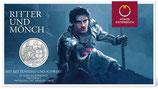 10 Euro Silbermünze 2020 Tapferkeit Hgh im Folder