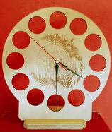 Dinotaler Aufsteller #2 - mit eingebauter Uhr