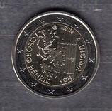 Finnland 2€ 2016 - Henrik von Wright