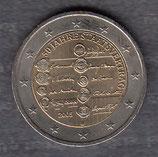 Österreich 2 Euro Gedenkmünze 2005 - 50 Jahre Staatsvertrag