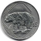 Mexiko - Bedrohte Tierarten Schwarzbär 2000
