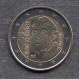 Finnland 2€ Gedenkmünze 2012 - Schjerfbeck