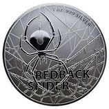 Australien - Redback Spider 2020