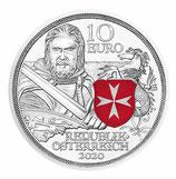 Österreich 10€ PP - Standhaftigkeit 2020