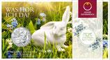 5 € Silber hgh - 2018 Der Osterhase