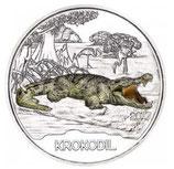 Tiertaler Krokodil 2017 mit Folder