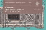San Marino 2€ Gedenkmünze 2017 - Giotto
