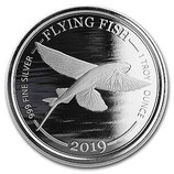 Barbados - Fliegender Fisch 2019