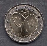Portugal 2€ Gedenkmünze 2009 - Lusophonie