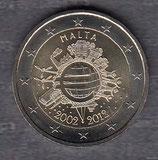 Gemeinschaftsausgabe 2012 - 10 Jahre Euro