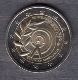 Griechenland 2€ Gedenkmünze 2011  - Special Olympics