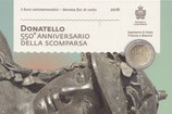 San Marino 2€ Gedenkmünze 2016 - Donatello