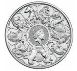 Großbritannien - Completer Coin 2021