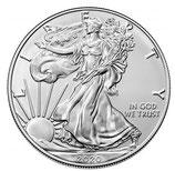 USA - Silver Eagle 2020