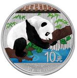 China Panda 2016 coloriert
