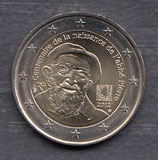 Frankreich 2 € Gedenkmünze 2012 - Abbe
